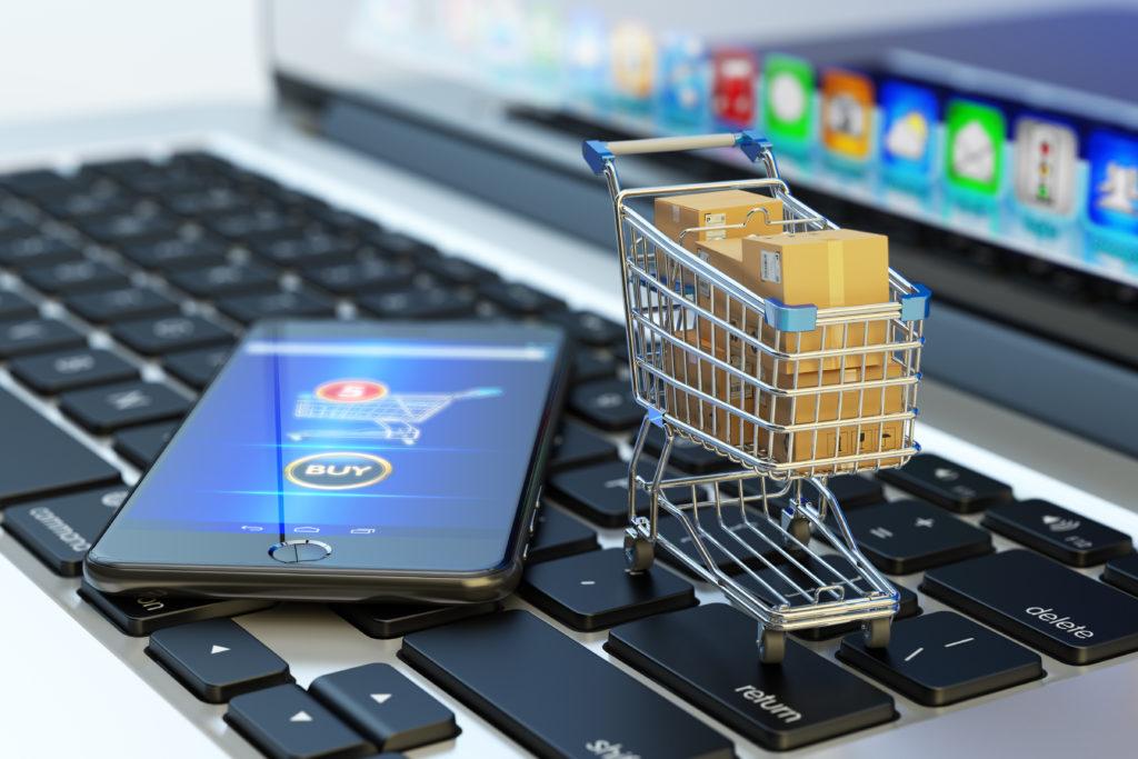 online shopping 1024x683 1 - Secretário do Procon JP explica os direitos do comércio online prejudicado pelo 'apagão' das redes socias e como devem agir; confira