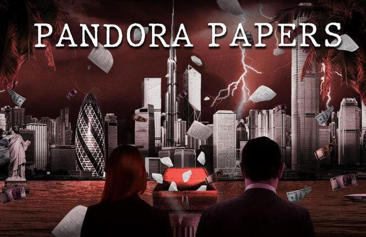pand - Brasileiros com offshores no Pandora Papers devem à União R$ 16 bilhões em impostos