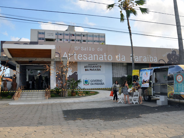 pbtur salao artesanato foto joao francisco 50 - Desembargador suspende negociação envolvendo a venda do patrimônio do Jangada Clube, na Capital