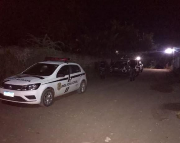 pc - Suspeito de estuprar e roubar mulher após fazer promessa de emprego é preso, na Paraíba
