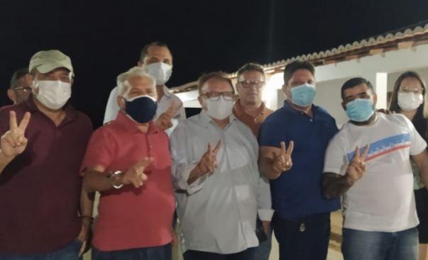 prefeitos - Dra. Paula recebe apoio de ex-prefeitos de São João do Rio do Peixe