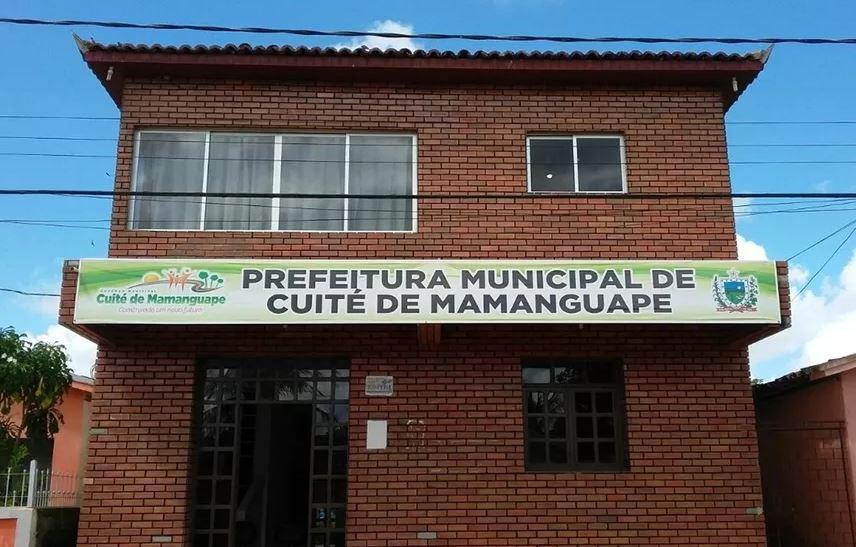 prefeitura - Prefeitura de Cuité de Mamanguape é investigada pelo MPF, por compra de 4 mil testes rápidos para covid-19