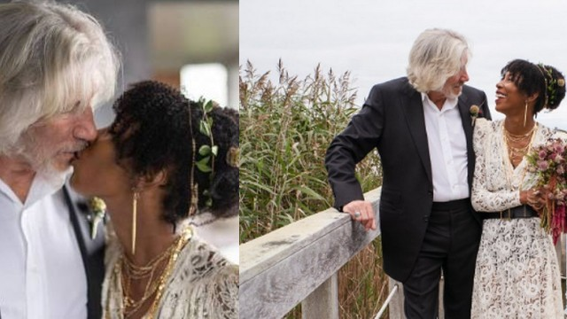roger waters 1 - Aos 78 anos, Roger Waters se casa pela quinta vez: 'Muito feliz'