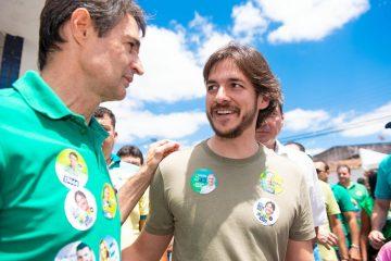 """romero e pedro 1110x741 1 360x240 - Pedro e Bruno Cunha Lima se reúnem com Romero em Brasília nesta semana, mas garantem candidatura: """"Oposição tem nome para o Governo"""""""