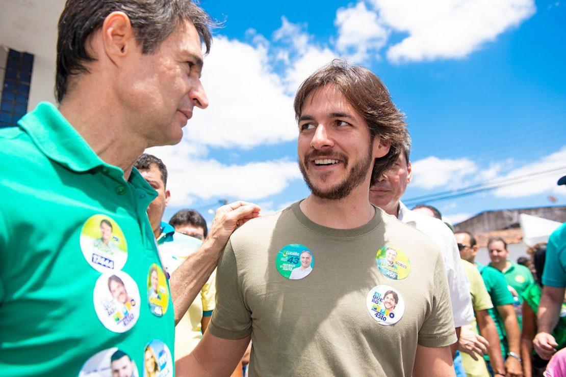 """romero e pedro 1110x741 1 - Pedro e Bruno Cunha Lima se reúnem com Romero em Brasília nesta semana, mas garantem candidatura: """"Oposição tem nome para o Governo"""""""