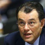 """senador eduardo braga 150x150 - Senador Eduardo Braga elogia Veneziano e diz que colega tem """"todas as condições"""" de disputar governo estadual"""