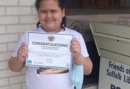 """TRAGÉDIA: Aluna de 10 anos escolhida como """"enfermeira de turma"""" morre vítima da Covid-19"""