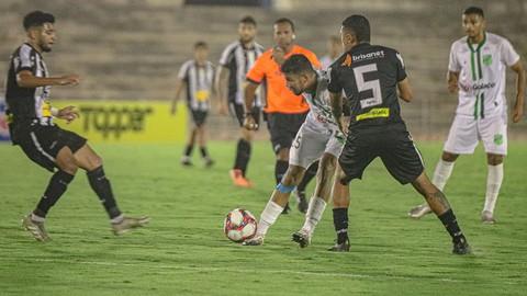 treze - Treze perde para Floresta-CE e está eliminado da Copa do Nordeste 2022
