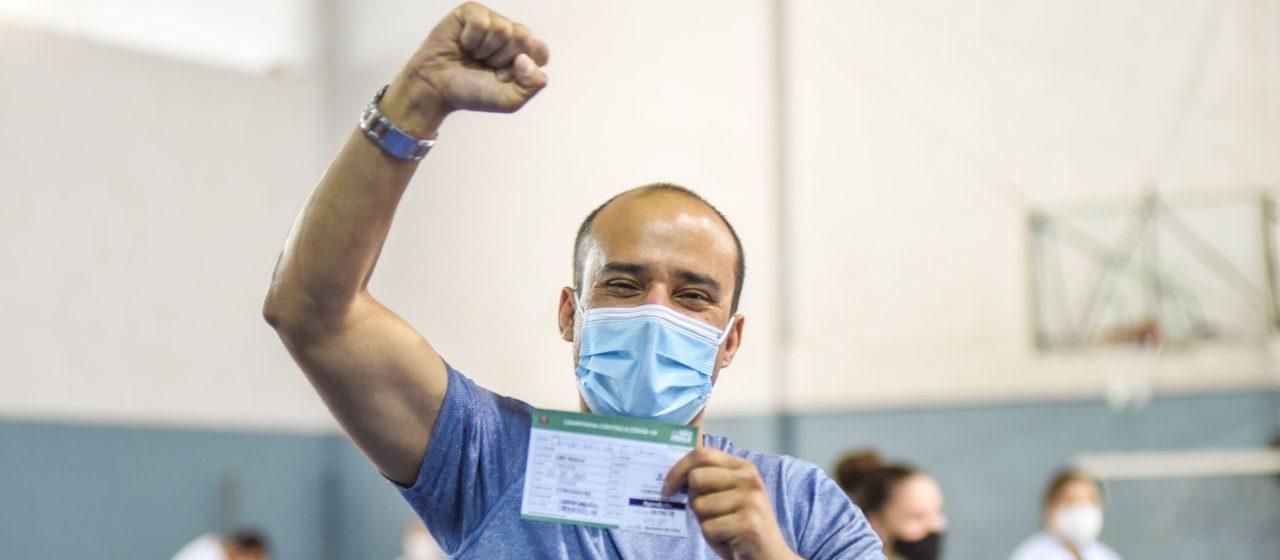 vacinacao covid cece benedito de lima 164 e1634579268524 - VACINA SALVA: pela primeira vez desde março de 2020, Paraíba não registra óbito por covid-19