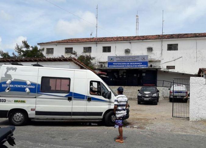 van - Motorista de van escolar acusado de estupro tem prisão preventiva decretada e é encaminhado para Penitenciária em João Pessoa