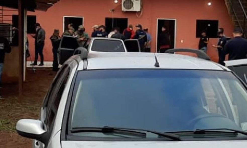 whatsapp image 2021 10 11 at 093333 1  - Brasileiros são presos em investigação sobre morte de filha de governador e mais 3 na fronteira com o Paraguai