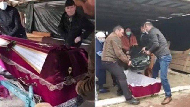 xblog funeral.jpg.pagespeed.ic .C4P n61VJ3 - Famílias têm que trocar corpos de falecidos após receberem cadáveres errados