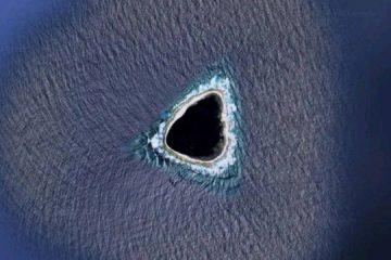 Misteriosa 'ilha oca' faz internautas viajarem na imaginação: cenário de 'Lost'?
