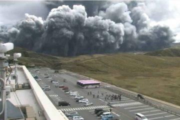 xjapan.jpg.pagespeed.ic .VcYfYCN2ni 360x240 - Vulcão Monte Aso entra erupção no Japão e gera alerta no país